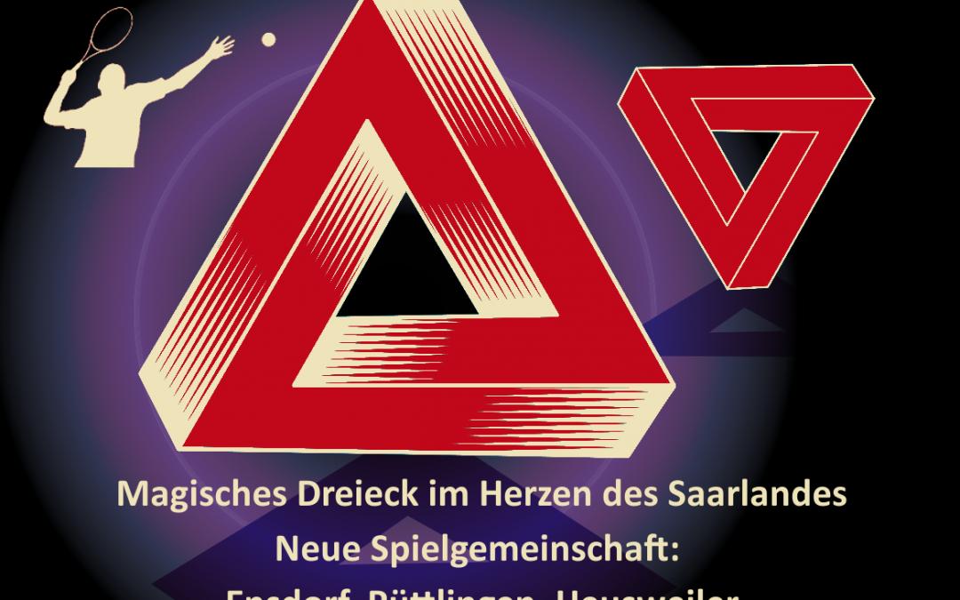 Neue Spielgemeinschaft TC Heusweiler, TC Püttlingen, TC Ensdorf